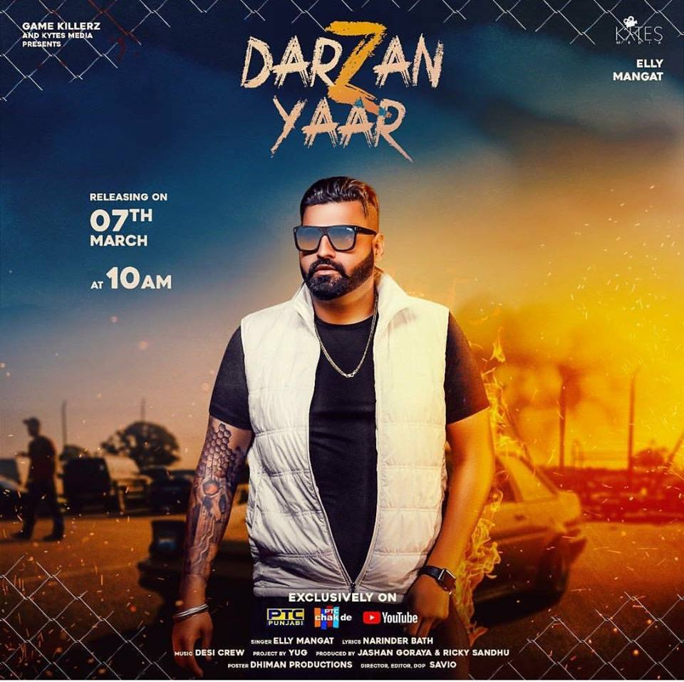 Darzan Yaar - Elly Mangat