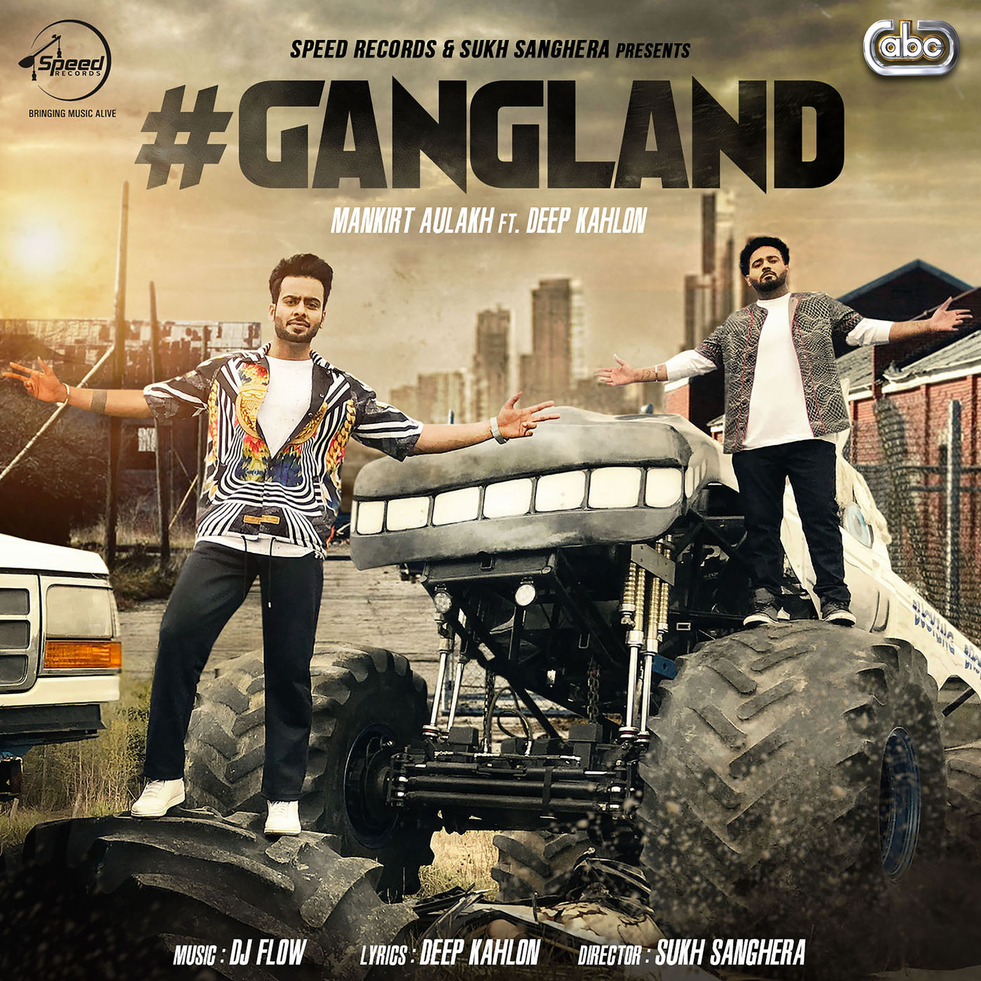 Gangland - Mankirt Aulakh