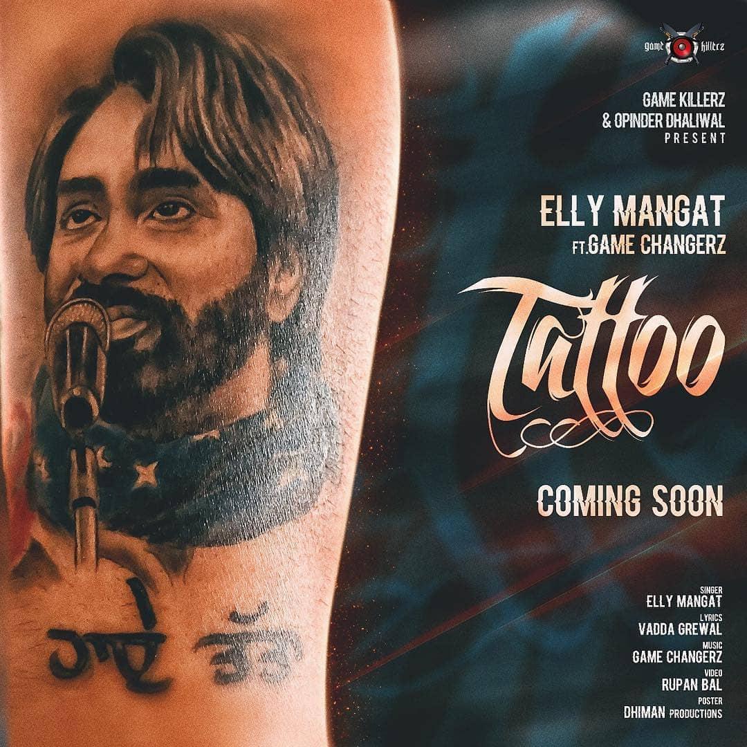 Tattoo - Elly Mangat
