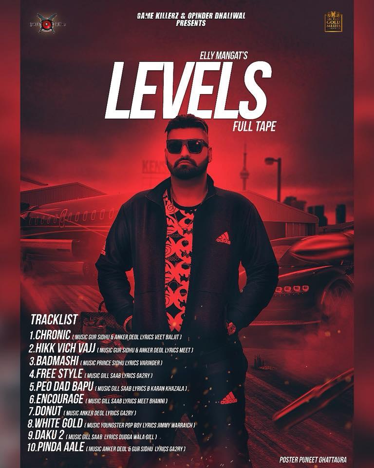 Levels - Elly Mangat