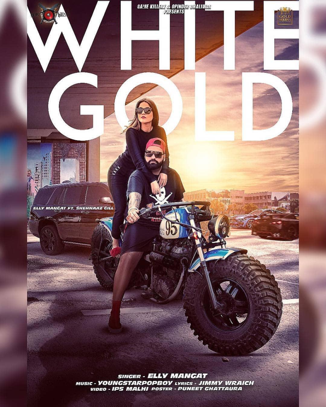 White Gold - Elly Mangat