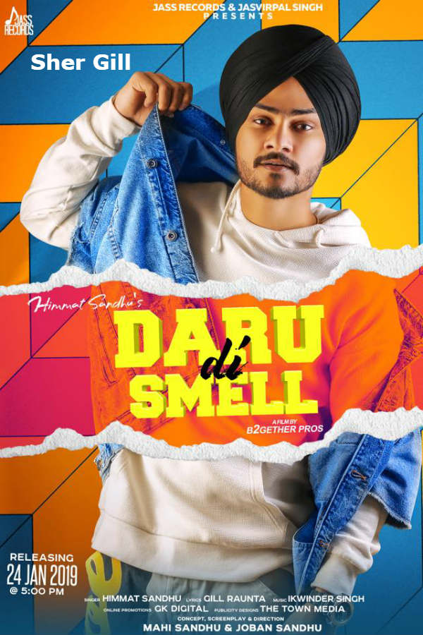 Daru Di Smell - Himmat Sandhu