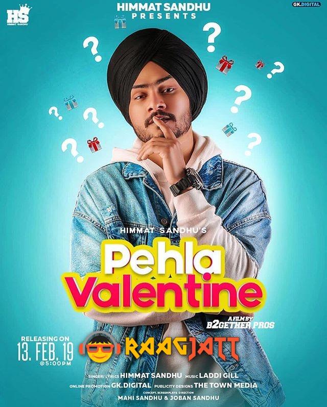 Pehla Valentine - Himmat Sandhu