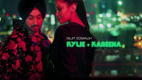 Kylie Kareena - Diljit Dosanjh
