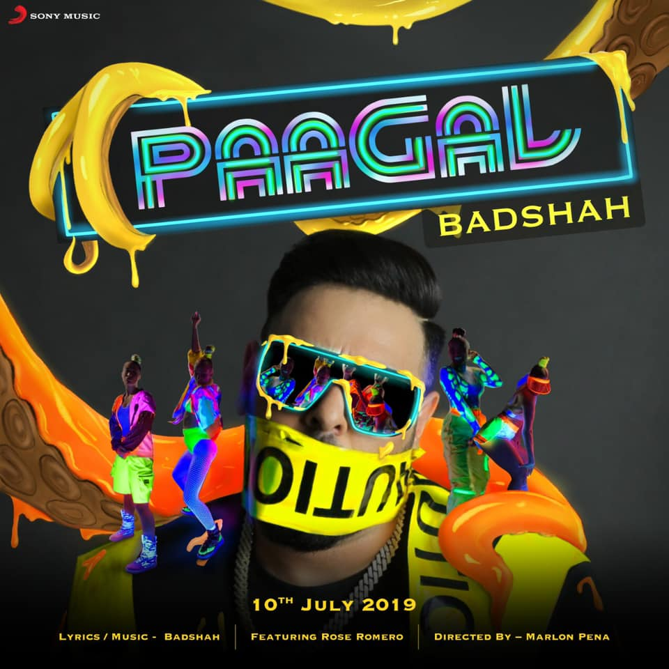 Paagal - Badshah