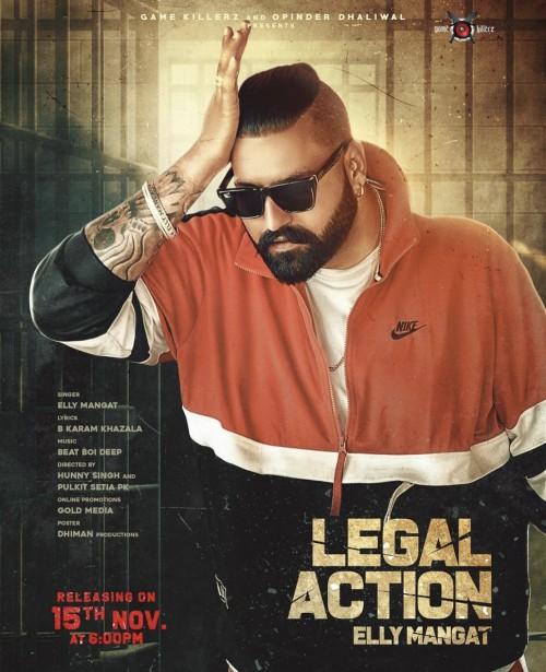 Legal Action - Elly Mangat