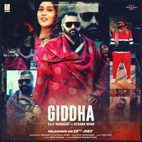 Giddha - Elly Mangat, Afsana Khan