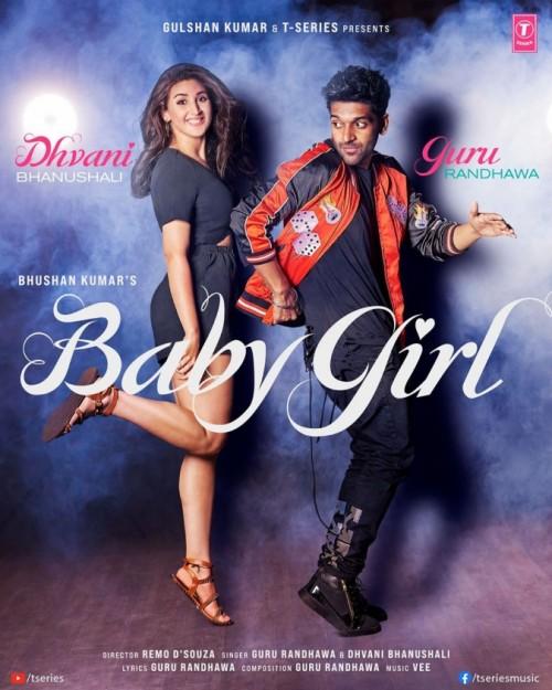 Baby Girl - Guru Randhawa, Dhvani Bhanushali