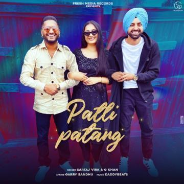 Patli Patang - G Khan, Sartaj Virk